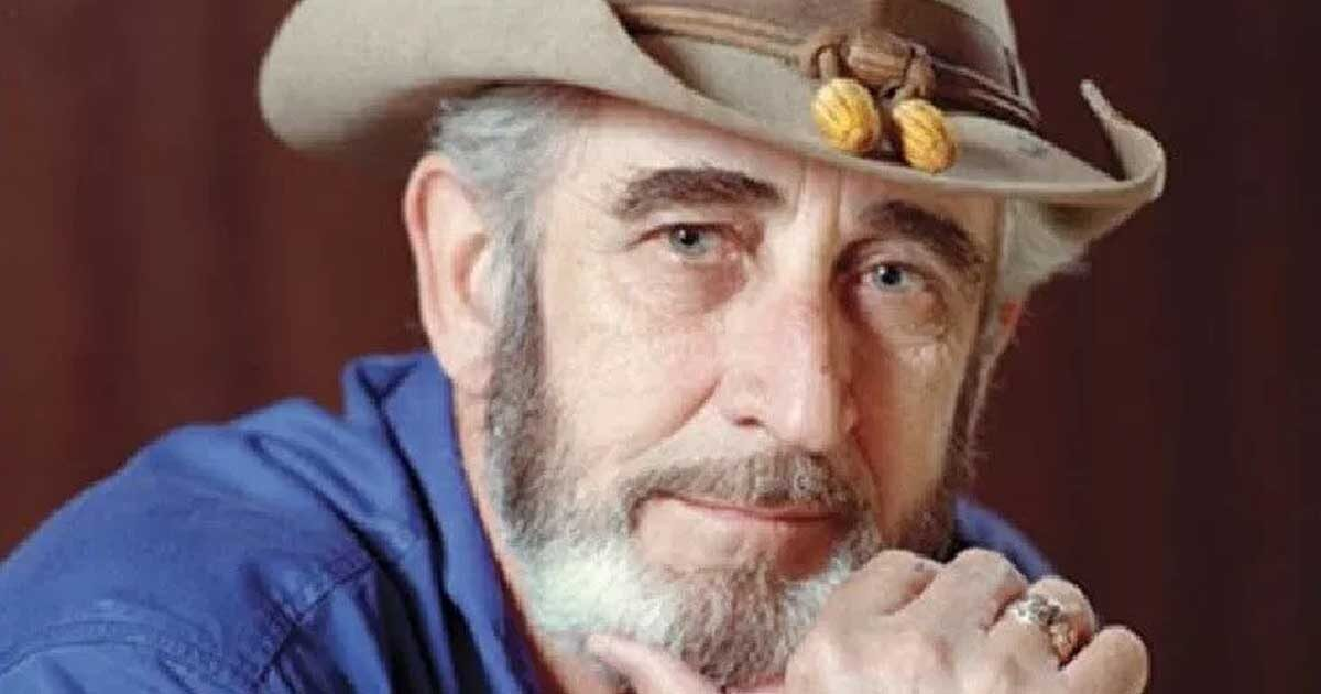 """Remembering """"The Gentle Giant"""" Of Country Music: Don Williams"""