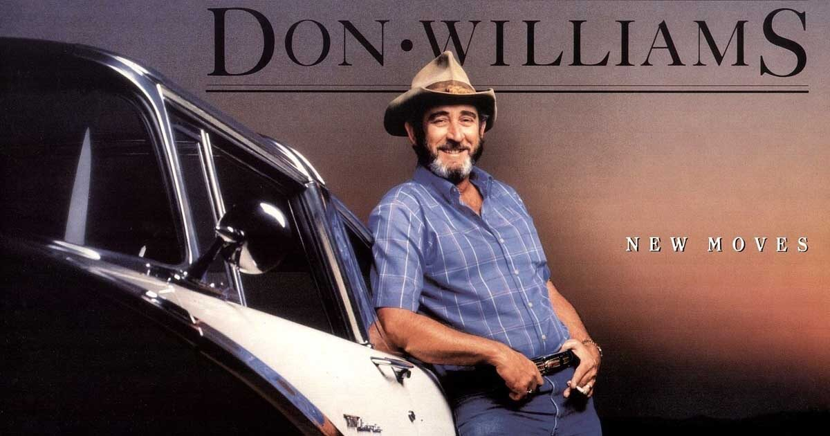 """""""Heartbeat In The Darkness"""", The Final No.1 Hit Of Don Williams"""