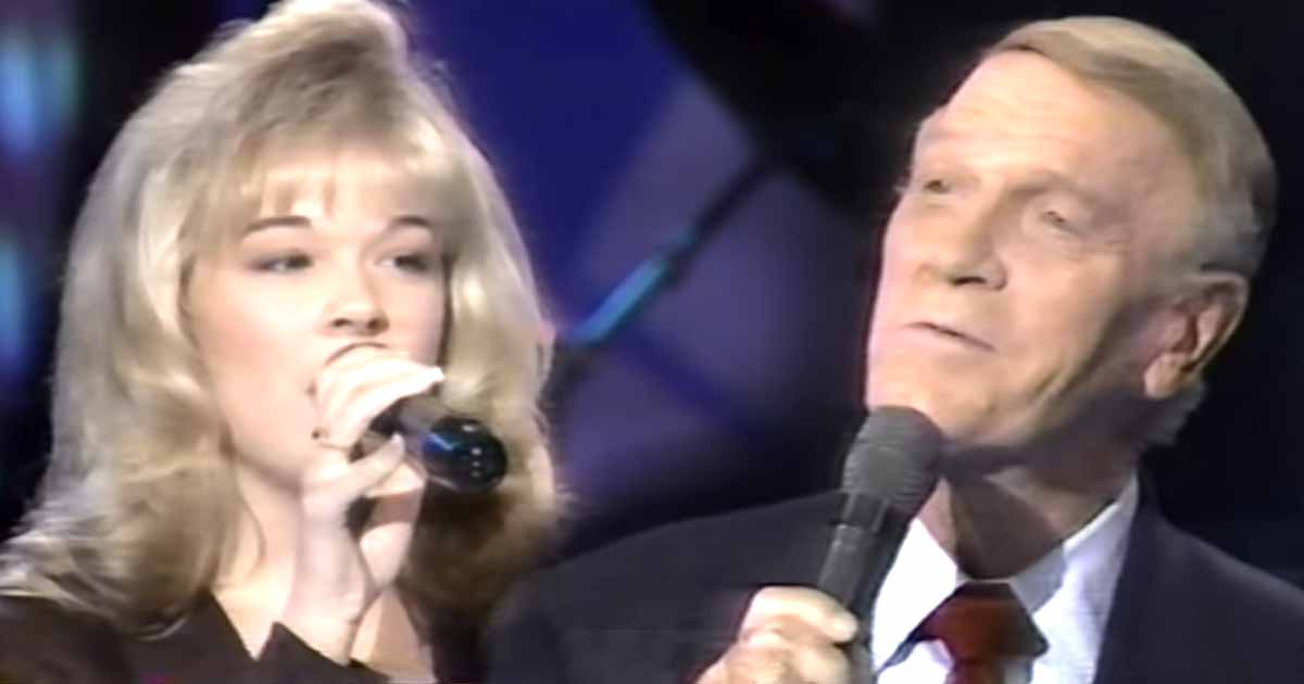 Eddy Arnold And Leann Rimes Singin His Cattle Call