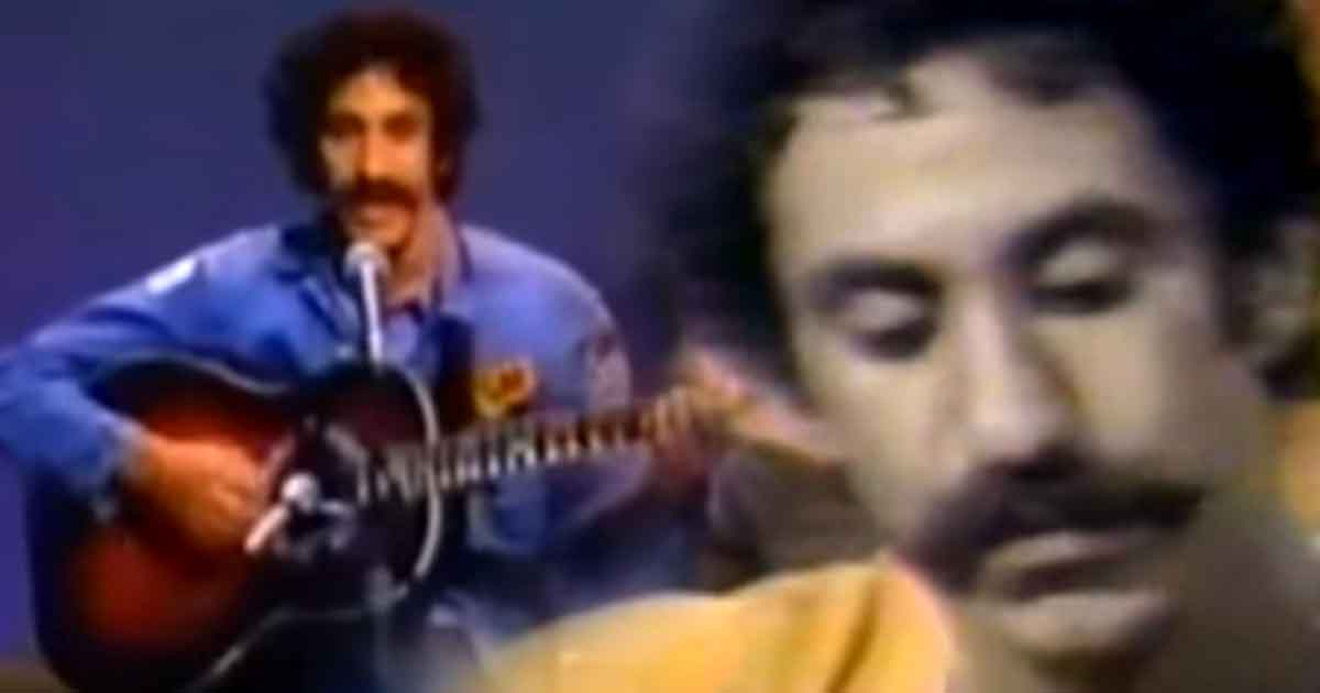 Jim Croce\'s Apology Remains Romantic Even After His Death