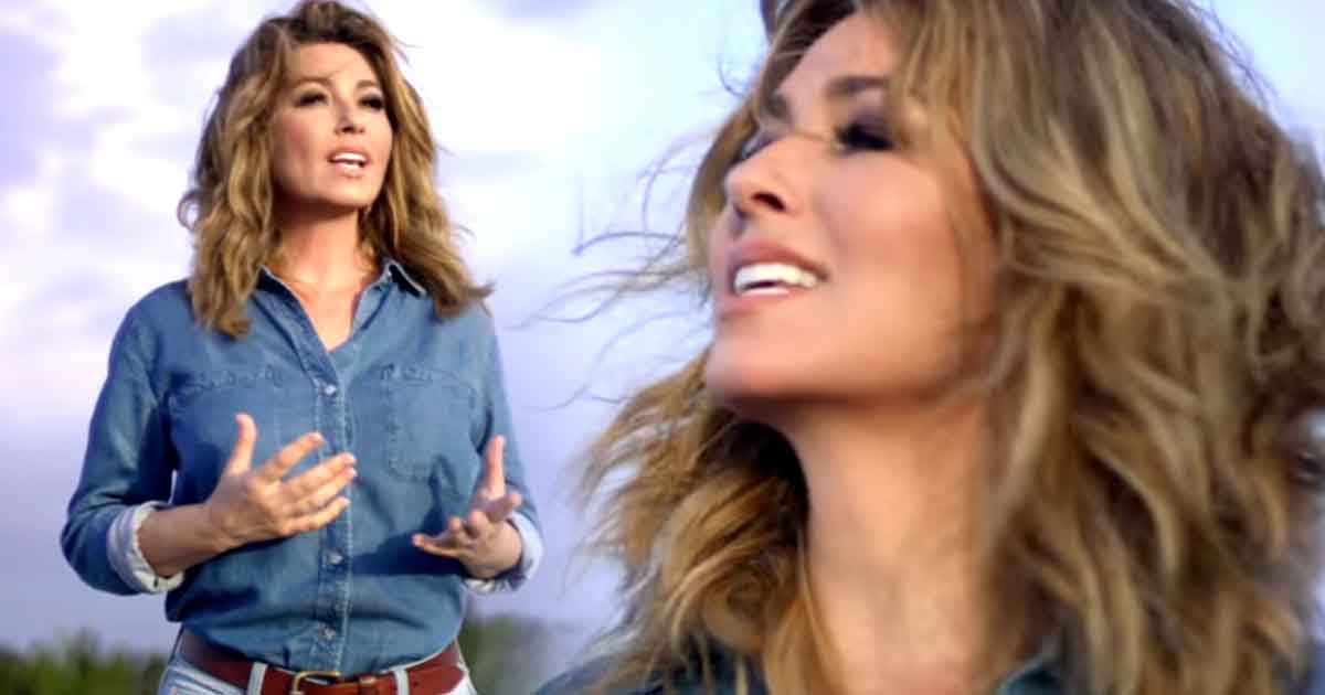 """Shania Twain's Inspiring Single """"Life's About to Get Good"""" 1"""