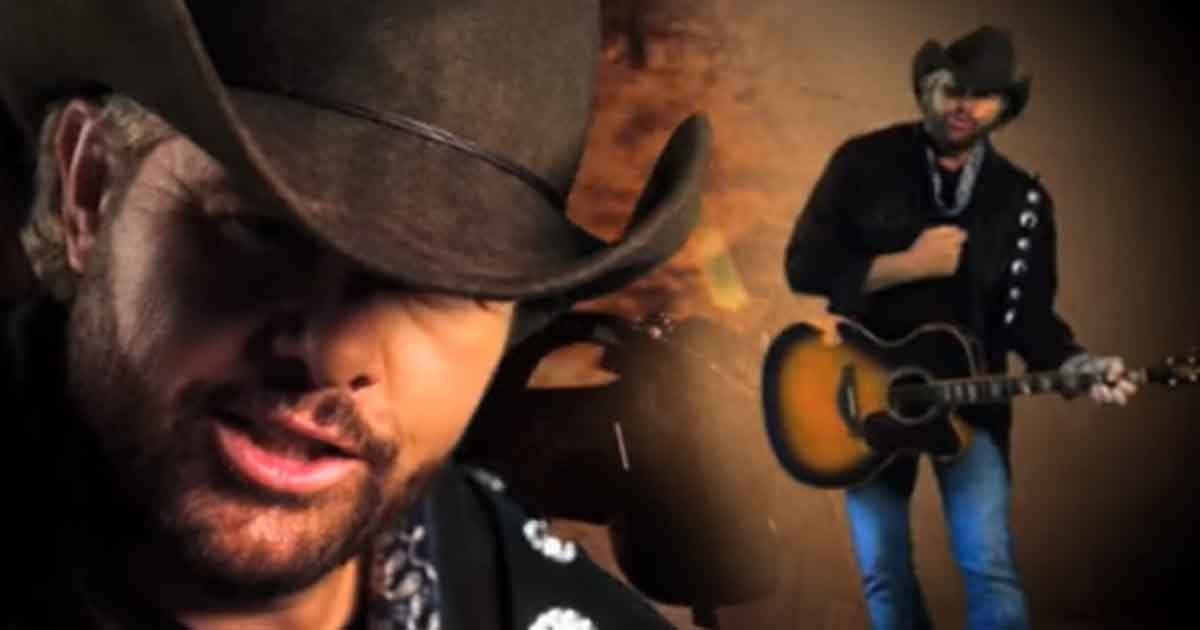 """Toby Keith's Latest Single """"That's Country Bro"""" 1"""
