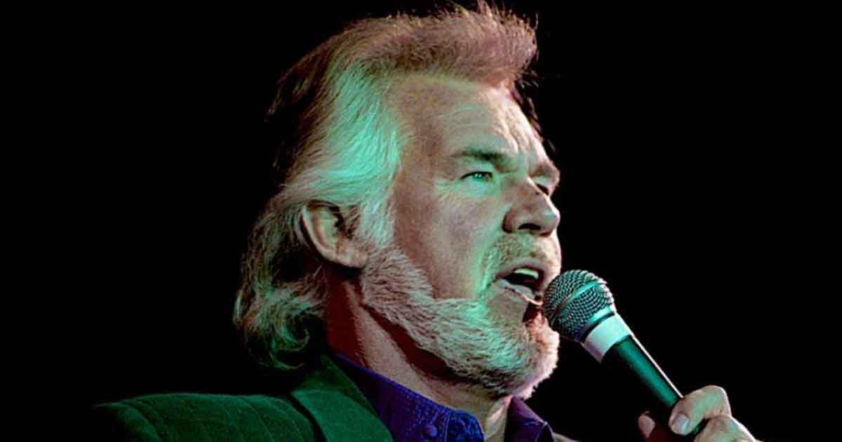 Everyone Can't Help But Gush Over Kenny Rogers'