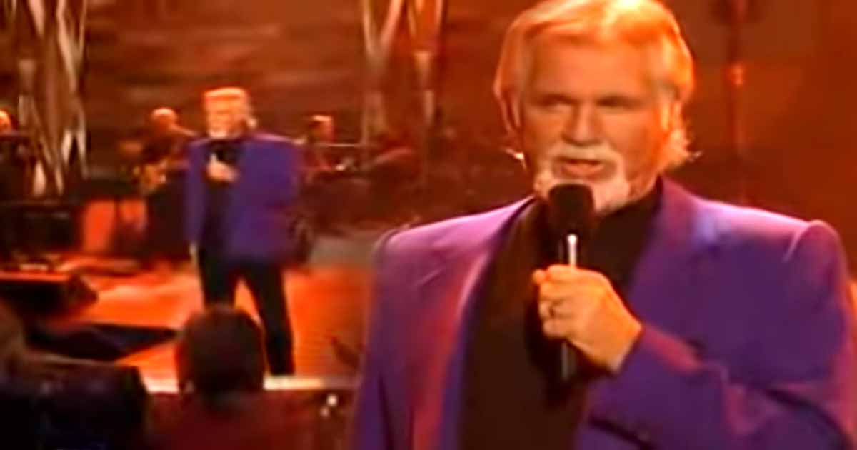Flashback To Kenny Rogers Scoring No 1 With The Brave Coward Of The County