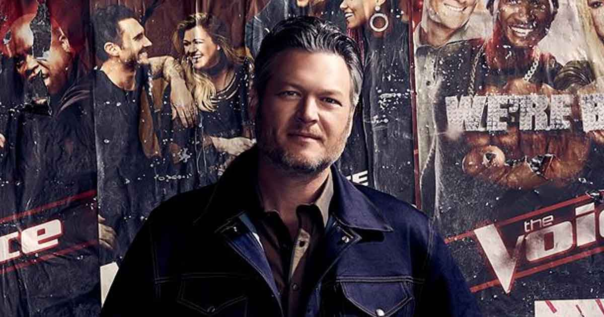 Blake Shelton Announces Exciting 2020 Friends and Heroes Tour 1