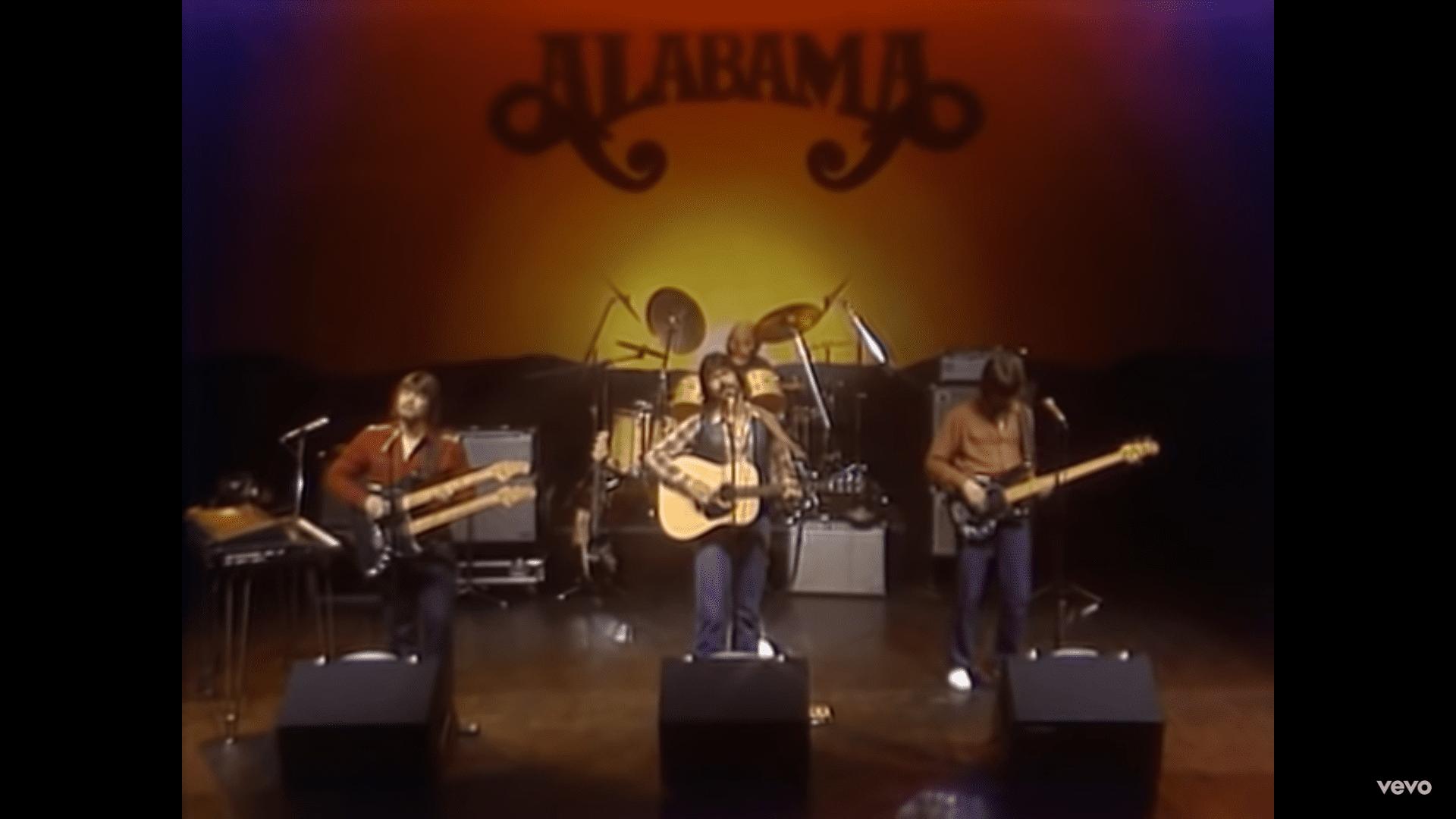 Feel So Right, Alabama