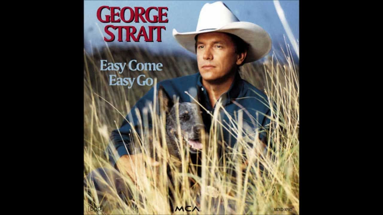 The Man in Love with You, George Strait