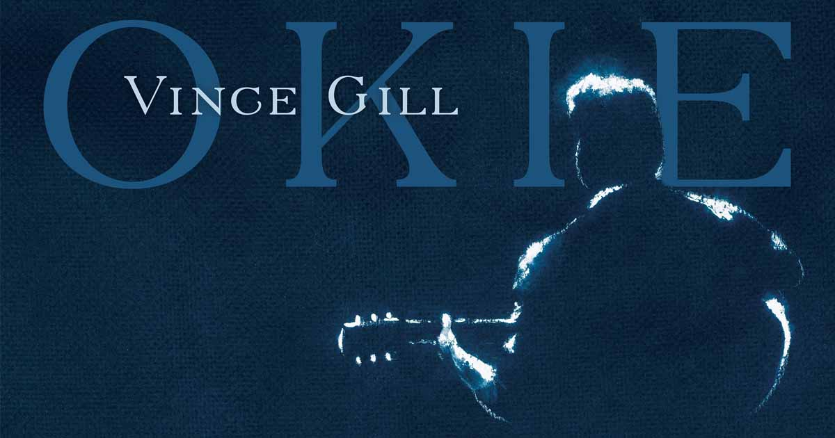 vince gill, okie