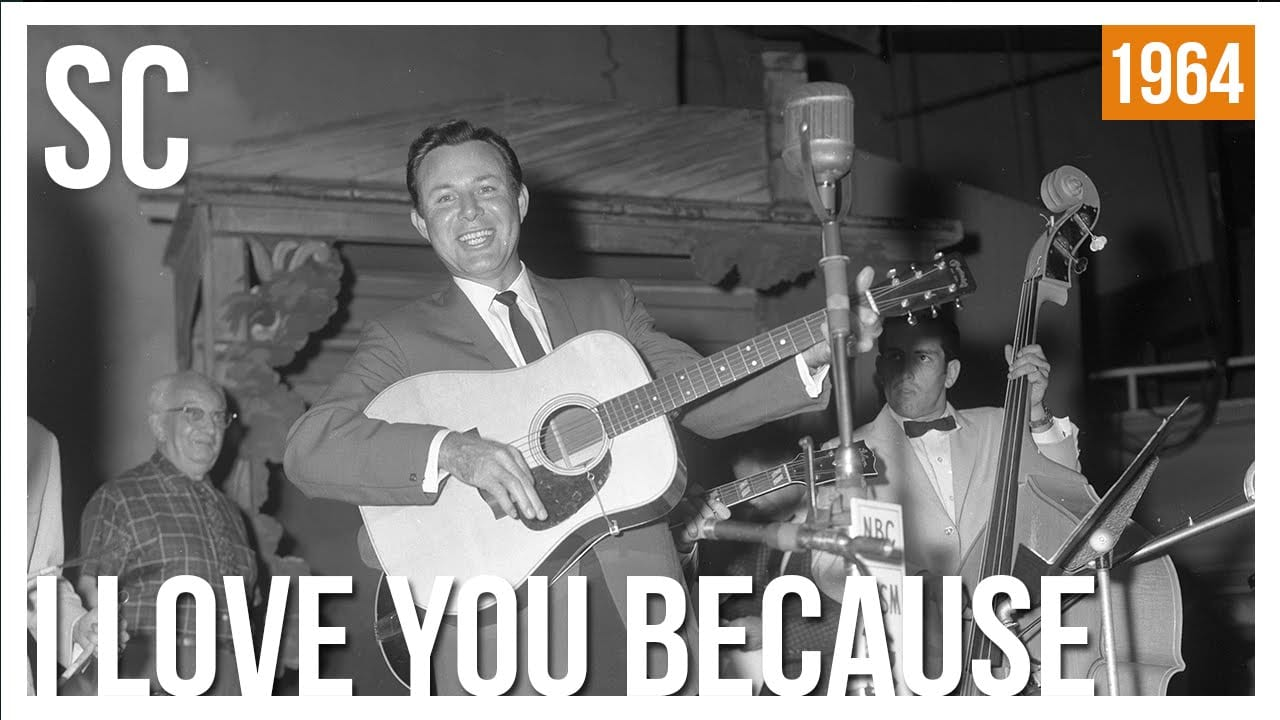 I Love You Because, Jim Reeves,