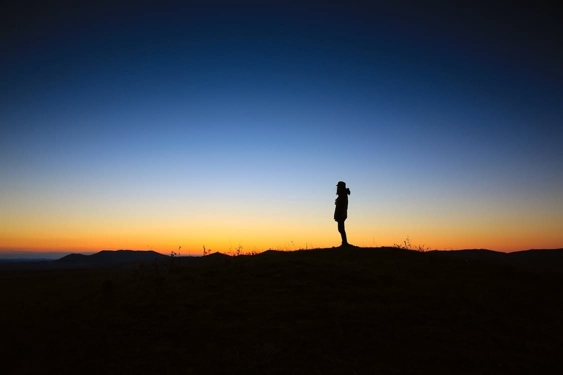 Are we really alone? God alone