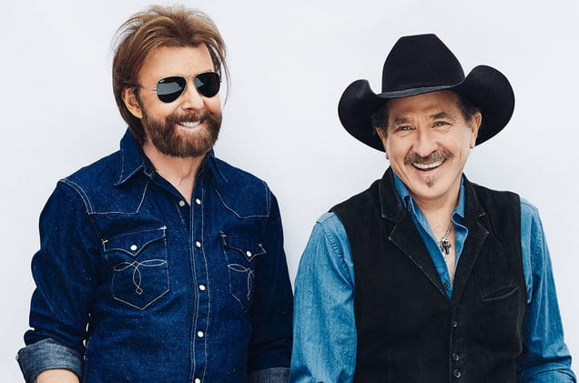 """Brooks and Dunn Acknowledges All """"Hard Workin' Man"""" this ..."""