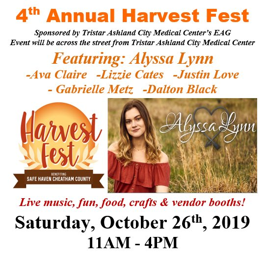 Alyssa Lynn is Gearing Up to Headline a Show at the 4th Annual Harvest Fest 1