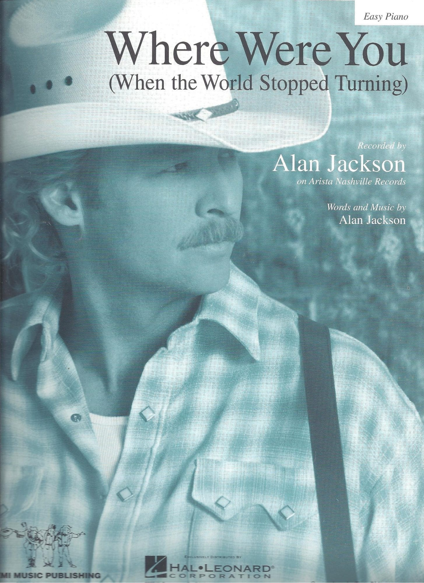 Alan Jackson, Where Were You (When the World Stopped Turning)