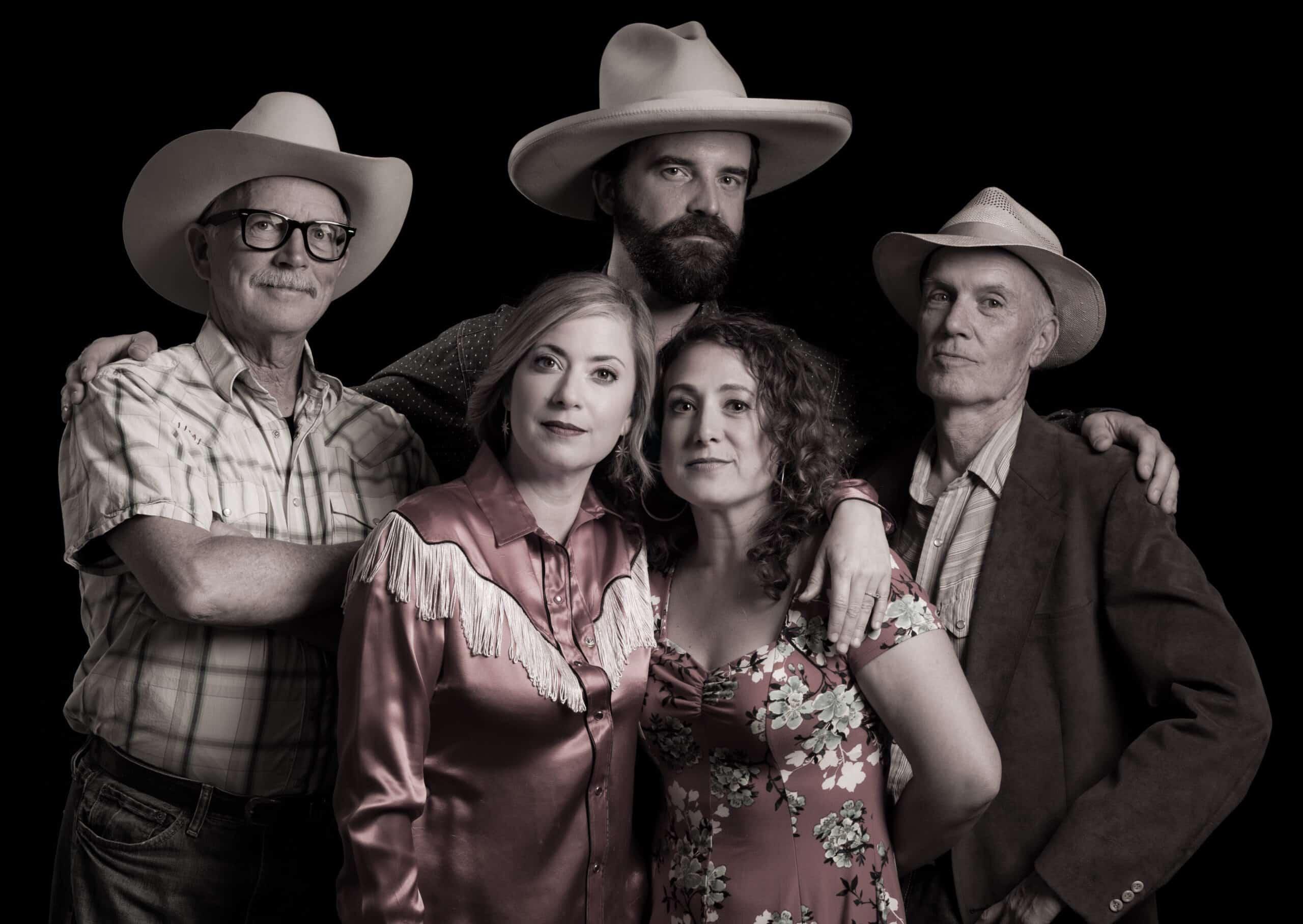 Carolyn Sills Combo, Carolyn, Sills, Combo, Return to El Paso, El Paso
