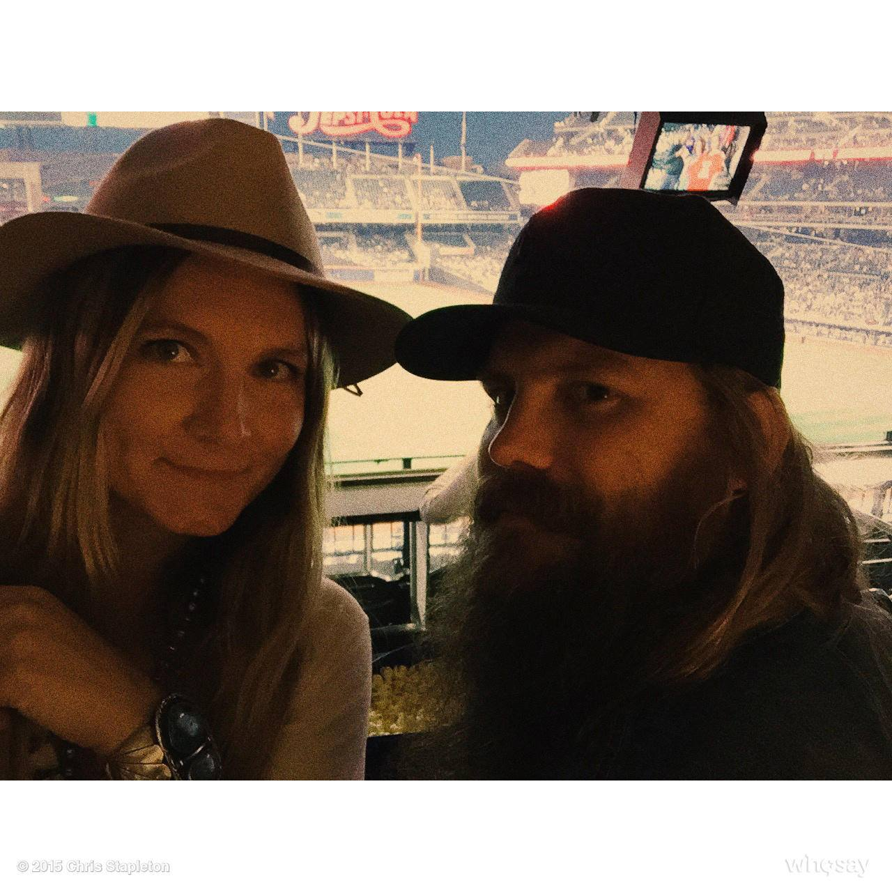 Chris Stapleton's Wife, Morgane Brings Light to Her Husband's Music and Life 2