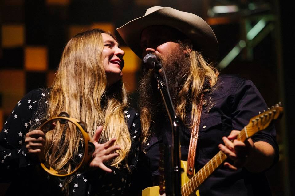 Chris Stapleton's Wife, Morgane Brings Light to Her Husband's Music and Life 4