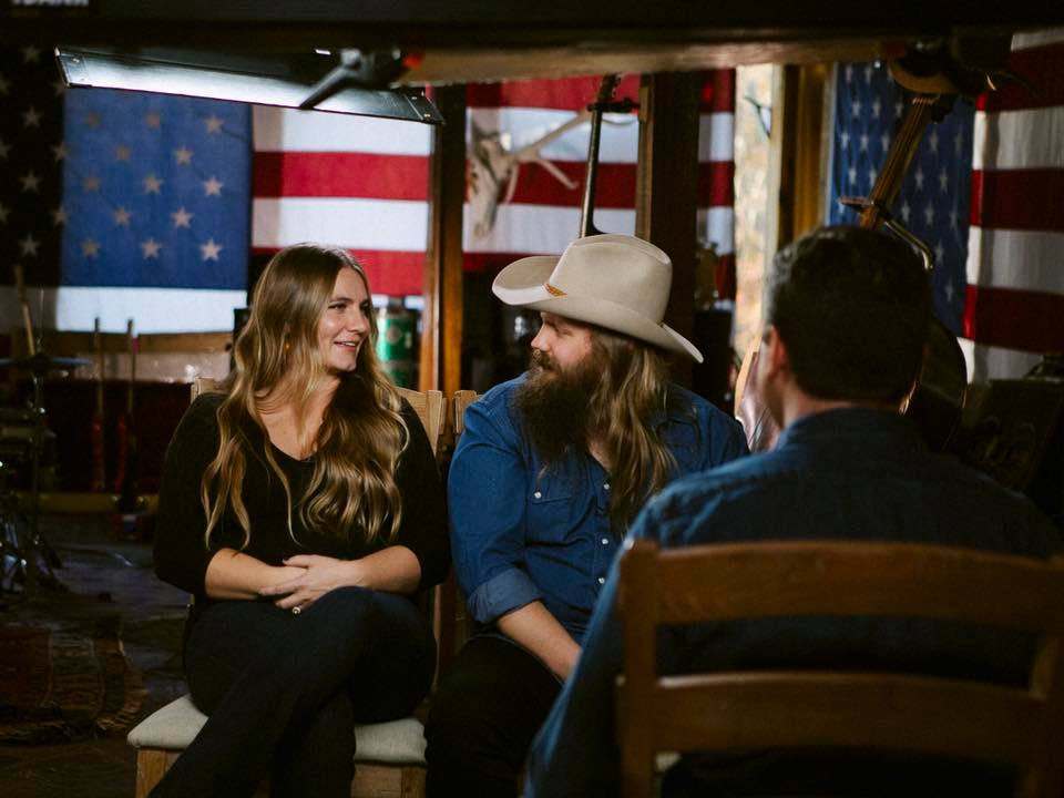 Chris Stapleton's Wife, Morgane Brings Light to Her Husband's Music and Life 5