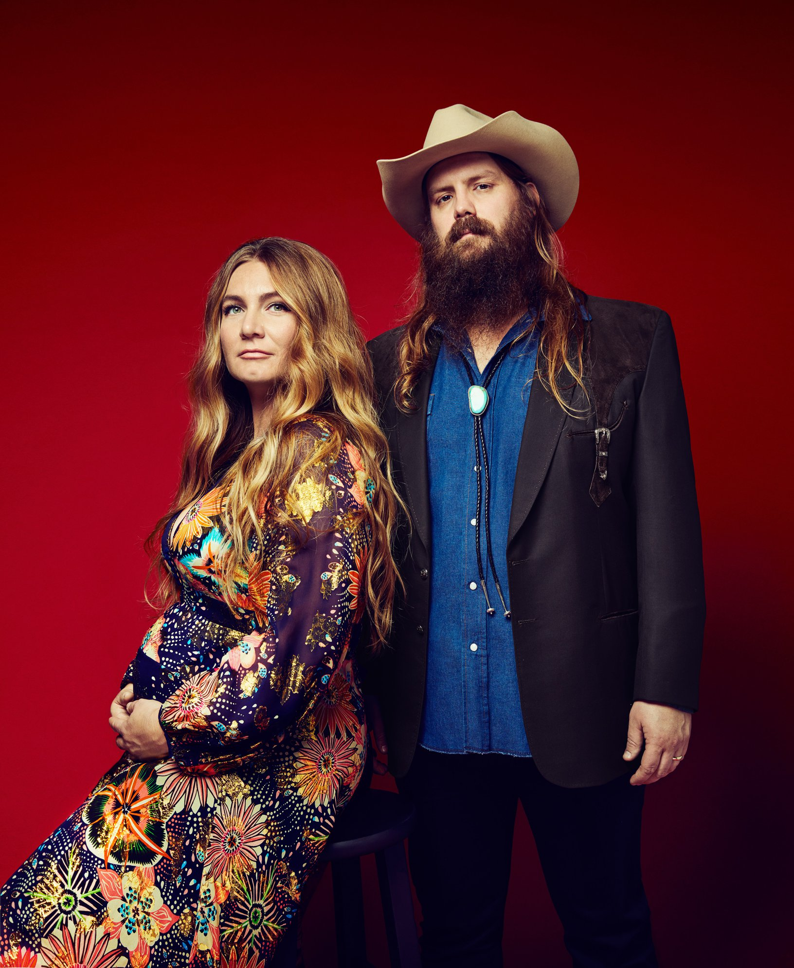 Chris Stapleton's Wife, Morgane Brings Light to Her Husband's Music and Life 1