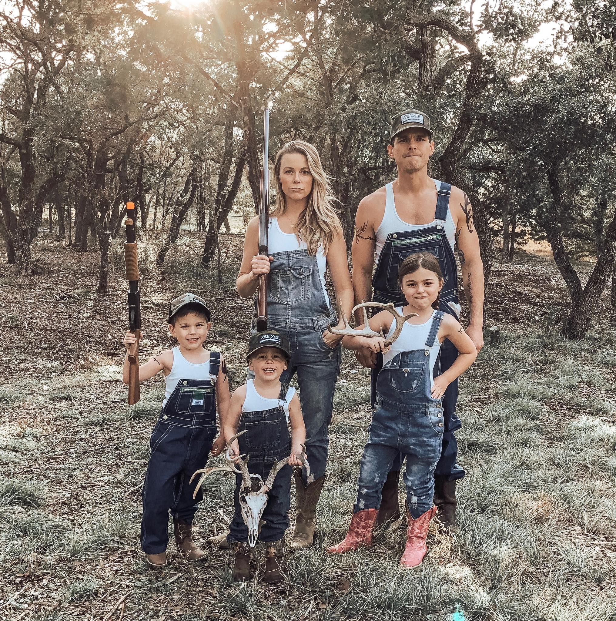 How Granger Smith's Wife, Amber Lifted Her Family's Spirits After Last Year's Mishap 5