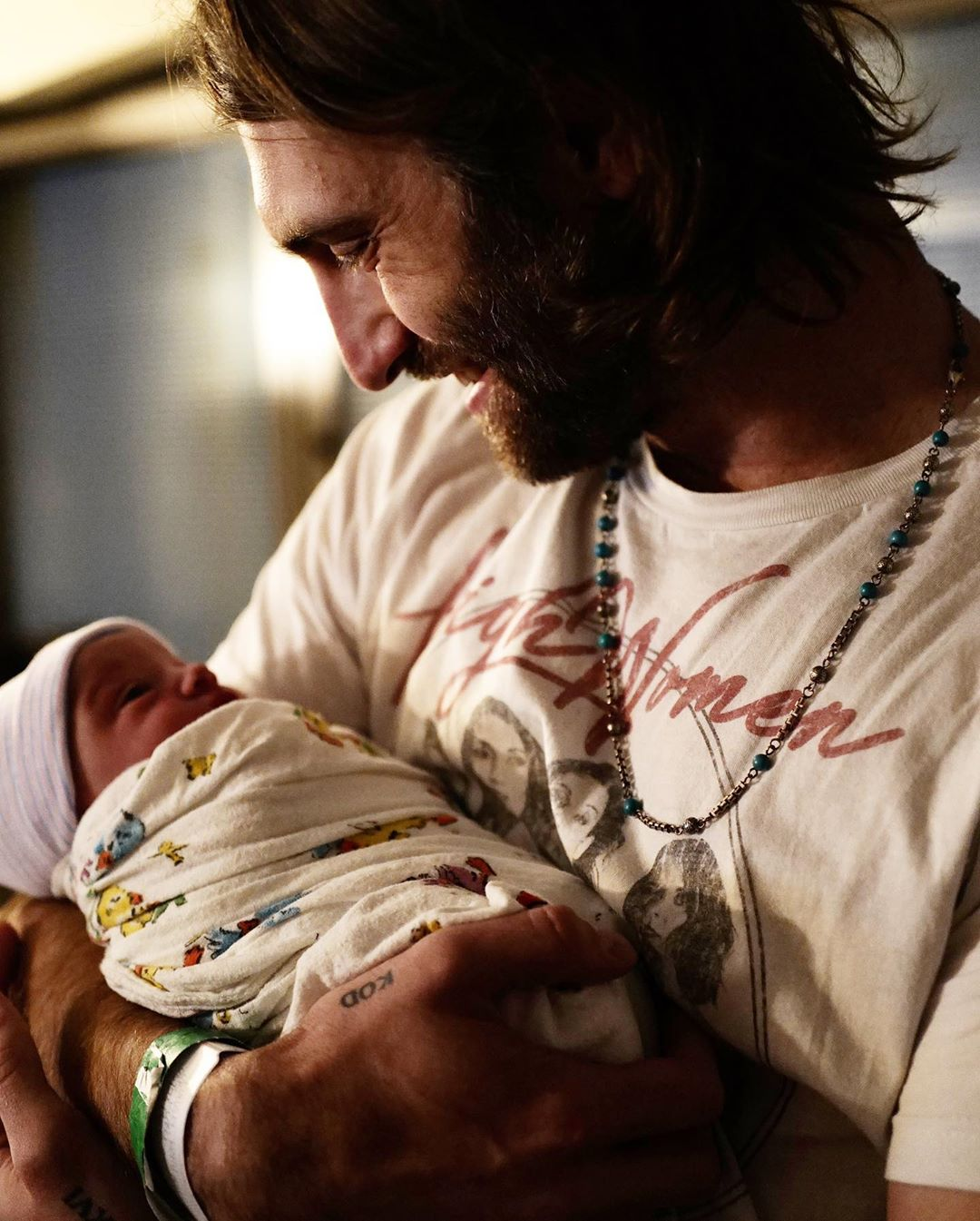 Hayes Andrew Hurd: Say Hello to Maren Morris and Ryan Hurd's 1st child 2