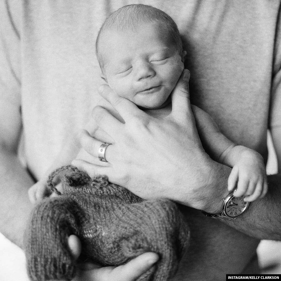 Baby Remington Alexander Blackstock