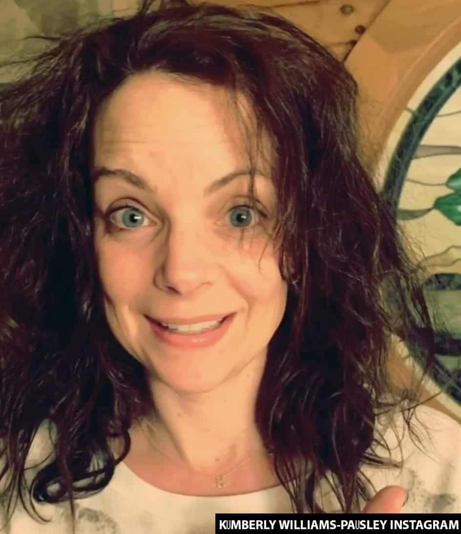 Brad Paisley Dye Wife Kimberly's Roots