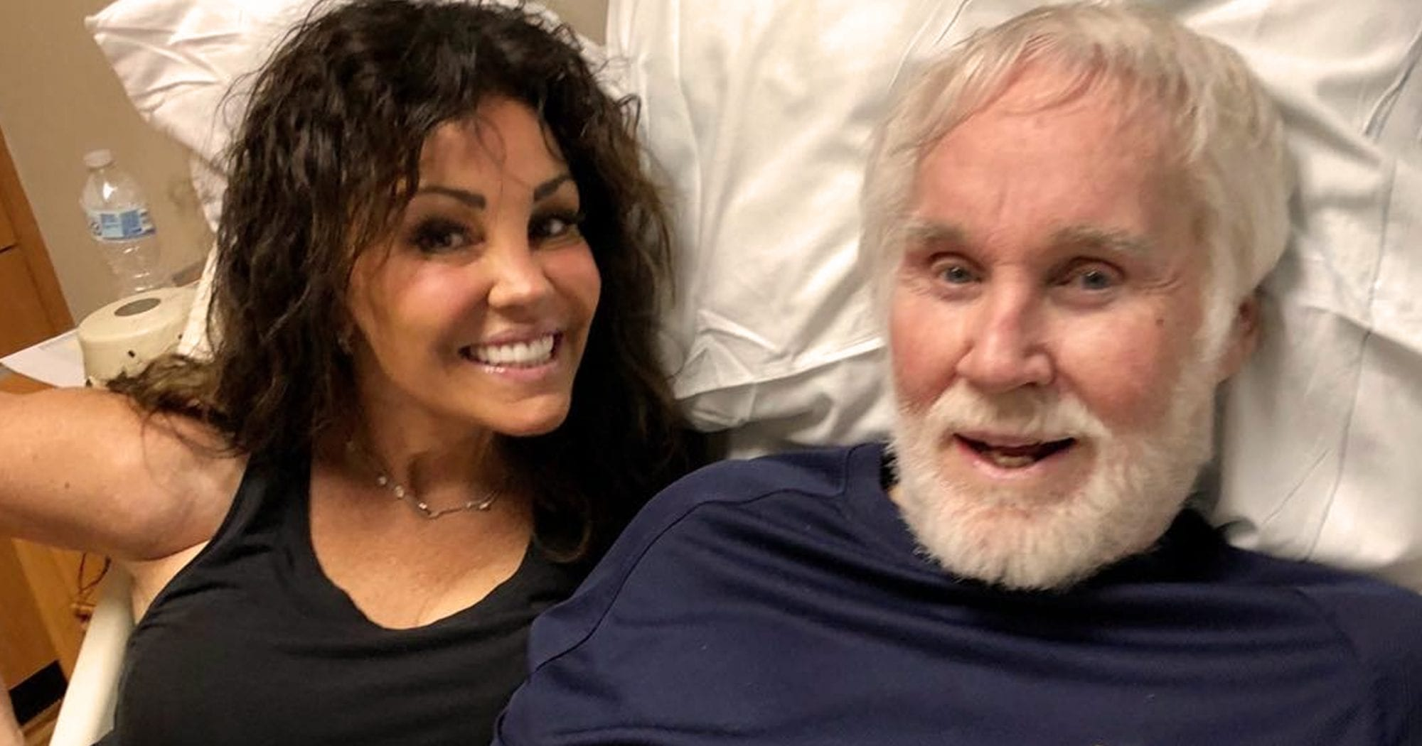 Kenny Rogers Spouse Wanda Miller Surely Decorated The Country Legend S Life