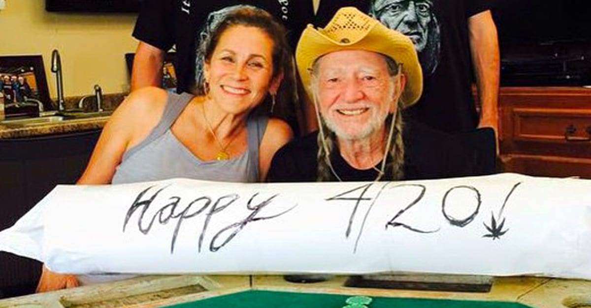 annie d'angelo and willie nelson
