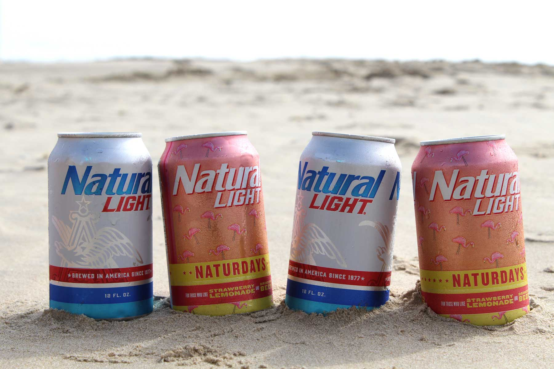 """""""Natty Light"""" Calls for Those Who are Natural in Booze and Gab 1"""