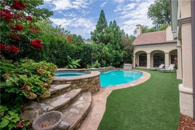 Dierks Bentley's Mansion