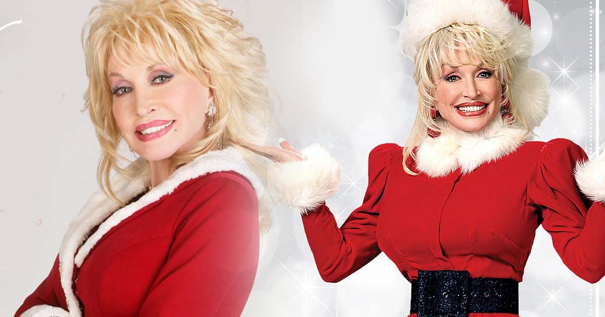 Dolly Parton is Eager to Release Her 2020 Christmas Album