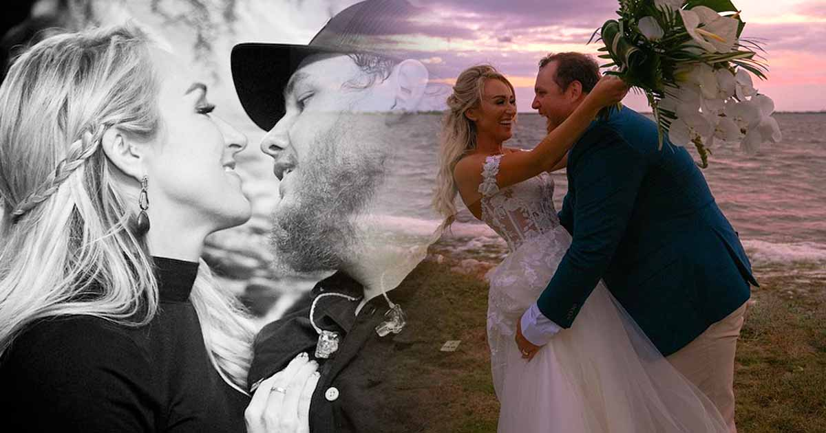Best Friends For Life Luke Combs And Nicole Hocking Just Got Hitched