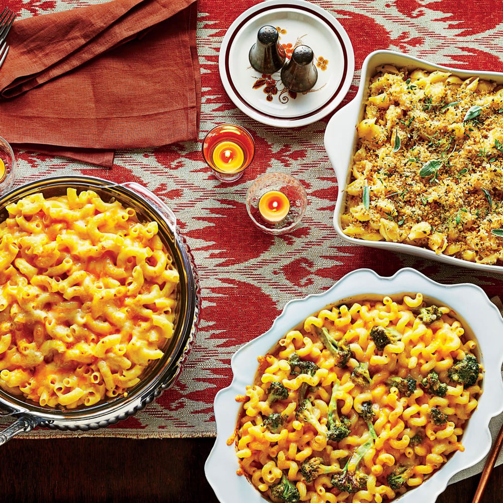 Best-Ever Baked Mac and Cheese Recipe