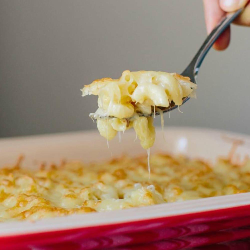 Extra Cheesy Mac and Cheese Recipe