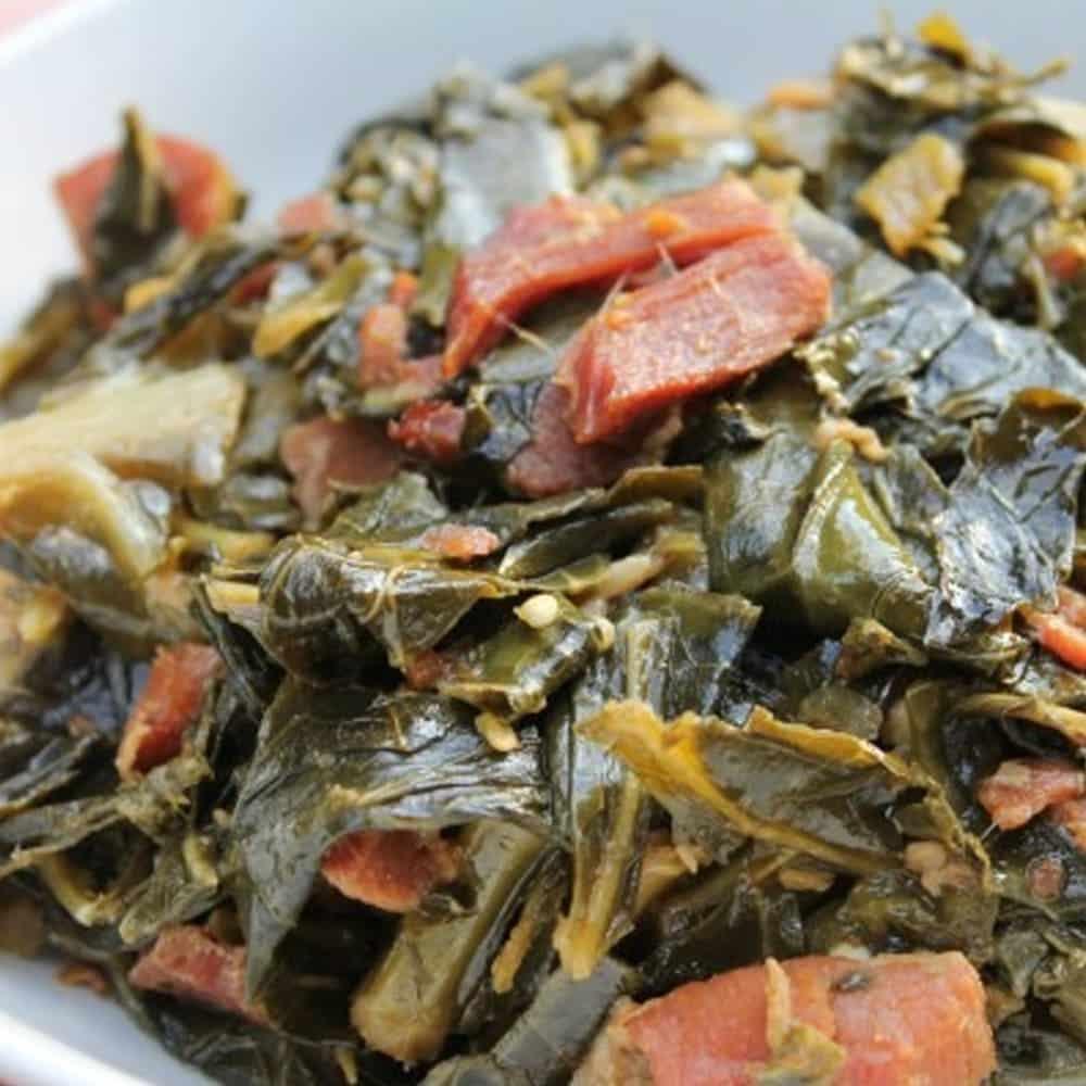 Soul Food Collard Greens Recipe