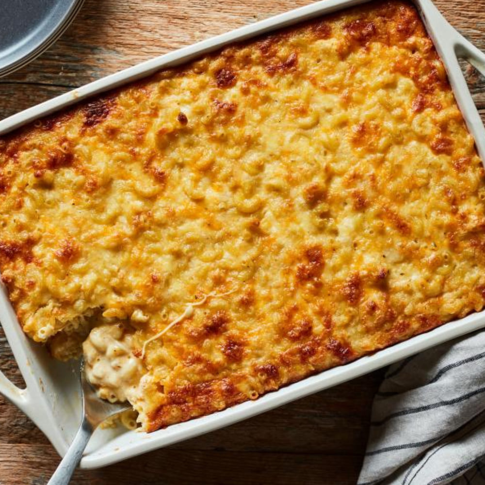Southern Baked Mac and Cheese by Nikki Scott Recipe
