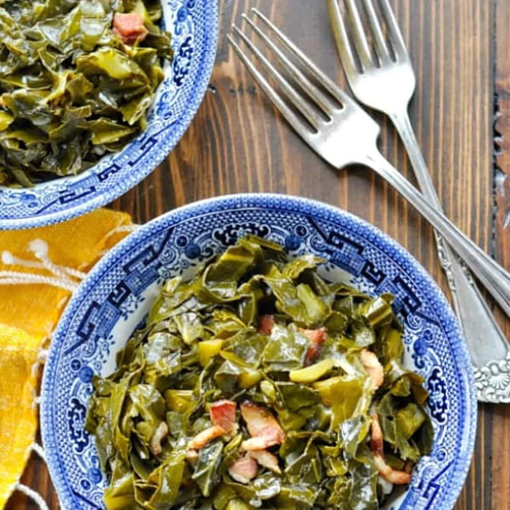 Southern Collard Greens by Blair Recipe