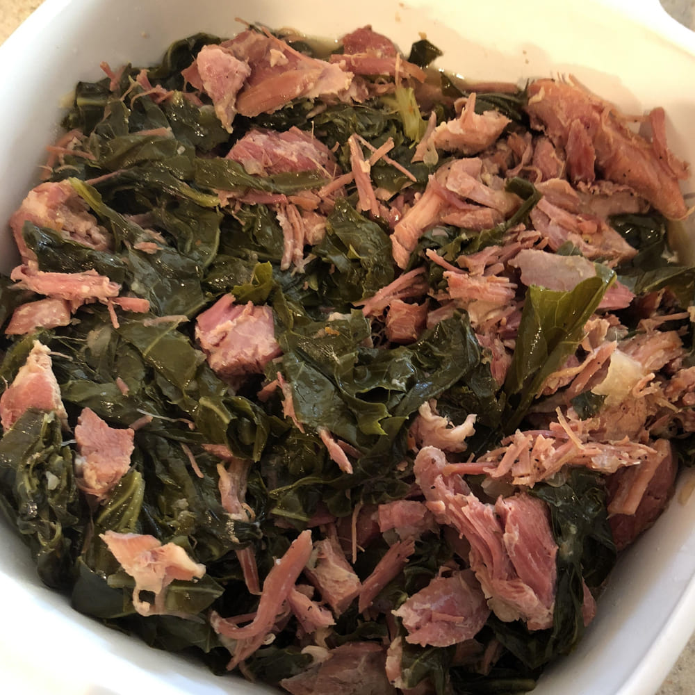 Southern Style Collard Greens by AllRecipes
