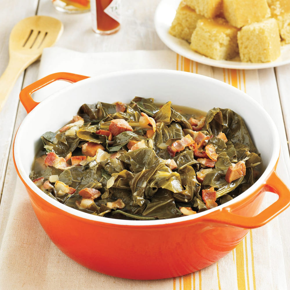 Southern Style Collard Greens by Southern Living Recipe