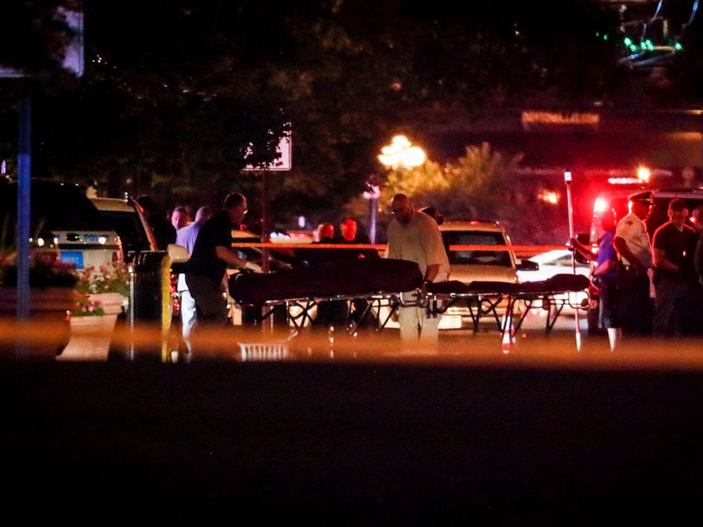 mass shooting, shooting, ohio, gunman