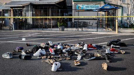 mass shooting, shooting, texas, gunman, el paso, hero