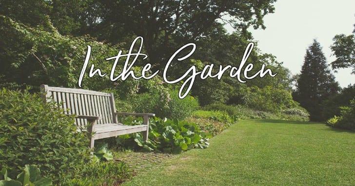 in the garden elvis presley gospel song